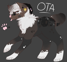 punky dog ota [CLOSED] by stranqers