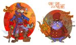 Tale Spin Villains by Garvals