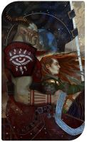 Dragon Age: Two Inquisitors by EGOR-URSUS