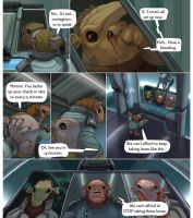 Transmissions Intercepted Page 7 by CarpeChaos