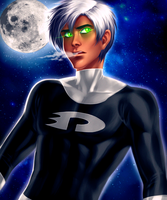 Gonna catch 'em all cause he's Danny Phantom by AngelLust155