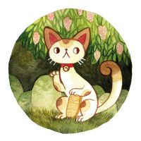 Maneki neko by heikala
