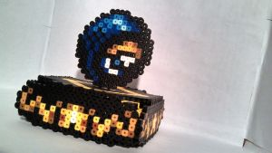 Perler Kirby Trophy Stand by ARD95