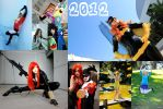 A glance back at 2012 by SugarBunnyCosplay