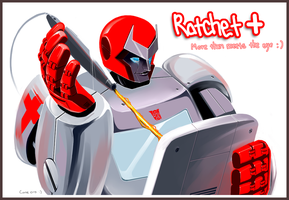 Ratchet 3 by LONEOLD