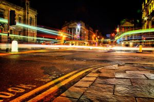 Princes Street by Artistic-Dodger
