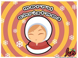 Happy X'mas Show 07 Wallpaper by LeOtomatic