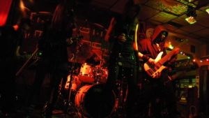 live Sylpheed metal band by N008