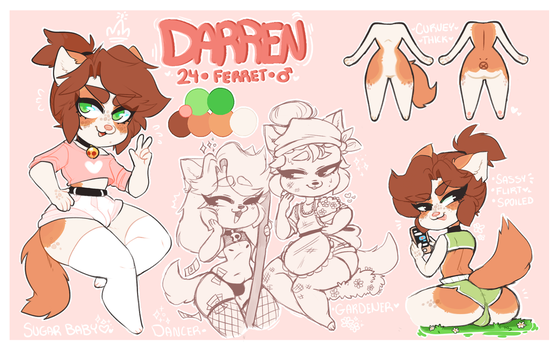 [CnC] Darren Reference by SC00TY