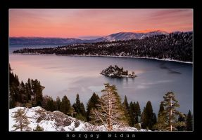 Lake Tahoe by sergey1984