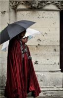 Pierrefonds Sept. 2012 - It's raining men... by MorgainePendragon
