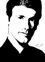 Roger Moore 007 by simpso84