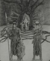 Guardians of Mirkwood by TheShieldofOak