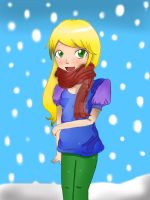 Winter by Lecxi