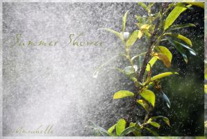 Summer shower by Amrahelle