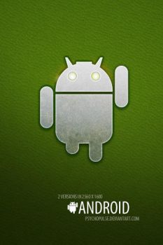 ANDROID by Psychopulse