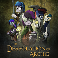 The Dessolation of Archie - Album Art by petirep
