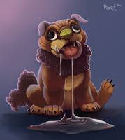 3.4 Foo Pug (45 Min) Penalty by Cryptid-Creations