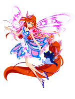 Magic Winx! Butterflix! by Charming-Manatee