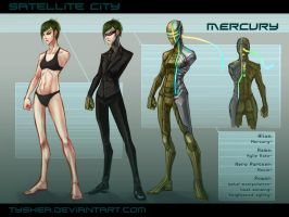 SC: Mercury Bio by Tyshea