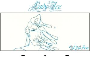 Lady Ice Rough 28 by LPDisney