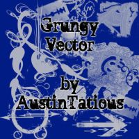 Grungy Vector Brushes by AB by othello9