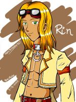 Rin -for KC- by rose-star
