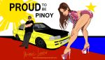 PROUD TO BE PINOY by michaelludwig