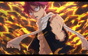 Fairy Tail 524 - My own power ! by Voltzix