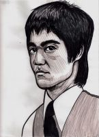 Bruce Lee by TOYspence