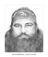 Willie Robertson - Duck Dynasty by gregchapin