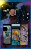 Carolina Cobalt Issue 1 Page 4Colors by NJValente