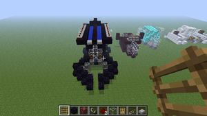 my new beetle mech by shadic02