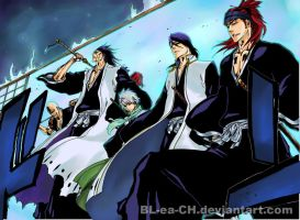 BLEACH NEW LOOK by BL-ea-CH