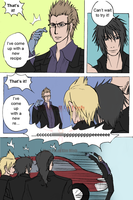 [Final fantasy XV] That's it! by ThienHoaLinh