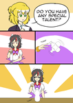 Talent by Cyber-Meta