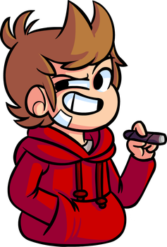 Tord by Wazzaldorp