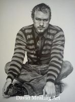 Heath Ledger by Drawing-Dude-Dave