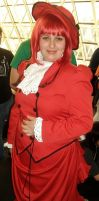 Madame Red Ohayocon 2012 by Flip-Side-of-Sanity