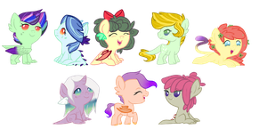 MLP - ADOPTABLES - Why spikey by hainebutt