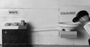 segregated water fountains by snaphappy7530