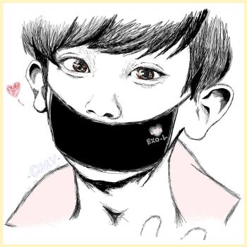 Chanyeol - Send love - EXO by By-Mo
