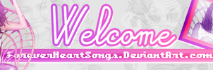 Welcome (ignorar!) by ForeverHeartSongs