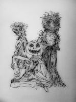 The Three Briar-lords by TheBard713