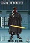 Force Chronicle : DARTH GRIMM by BongzBerry