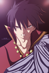 Fairy tail - zeref by Gray-Dous