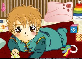 Syaoran Baby picture by CuteSherry
