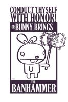 INTERNET SPIRIT: BUNNY OF HONOR by Ratrien