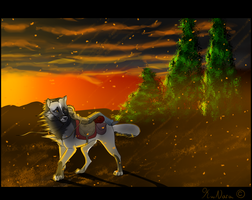 Commission - Syrriic -  Rite of Fortitude by KuuNara
