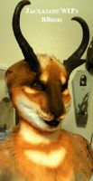 Jackalope WIP 3 by Magpieb0nes
